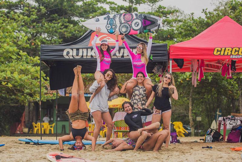 Verão Sem Fim – Soul Delas enfeita Ubatuba