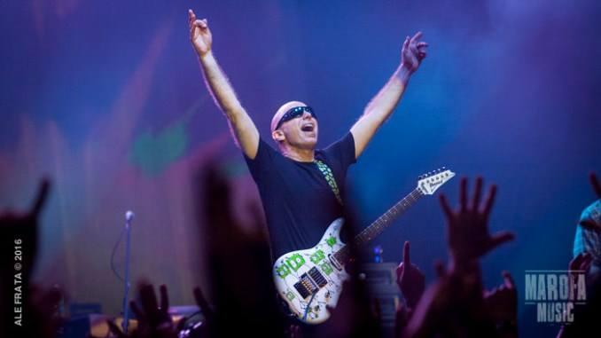Joe Satriani é atração gratuita em SP