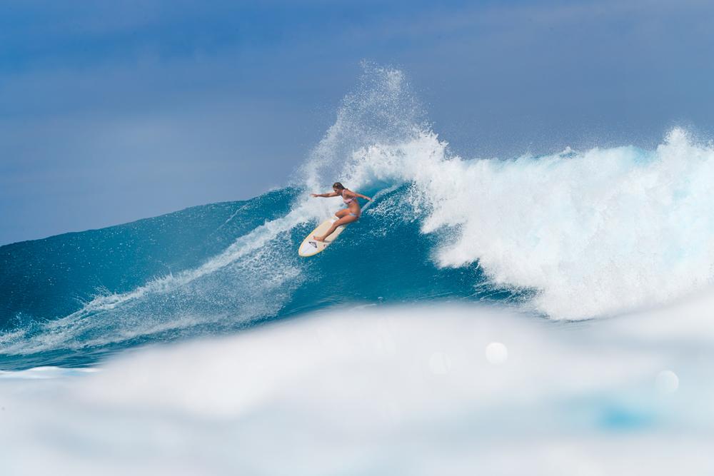 Pop Surf Roxy, verão 2018. Foto: Divulgação