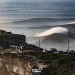 Nazaré, Portugal. Foto: Praia do Norte.com
