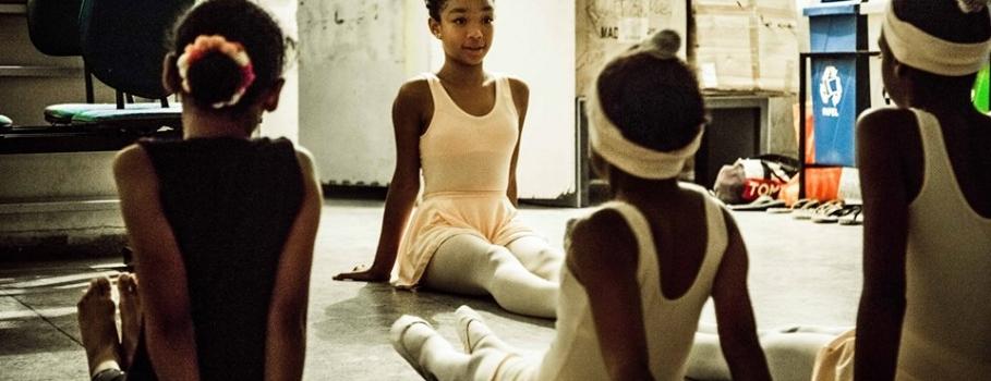 Na Ponta dos Pés dança com arte e esperança