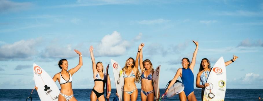 Rip Curl apresenta coleção My Bikini em Bertioga