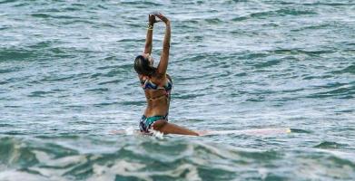 Márcia Portes / Poesia do Mar – Tesouros da  praia
