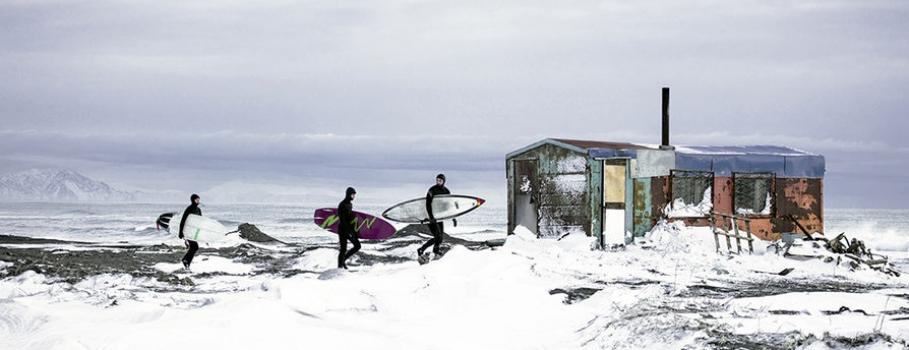 Trough Snow To Surf percorre estrada de sonho até as ondas
