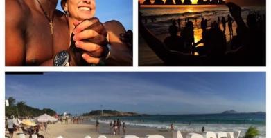Mar & Arte – Arpoador é só amor