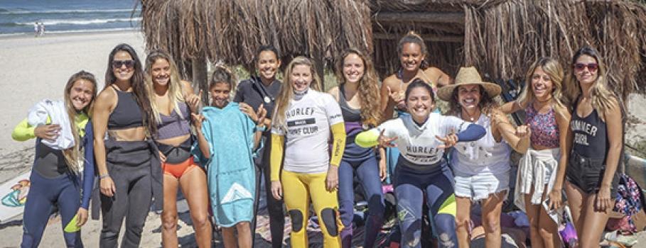 Hurley Surf Club está de volta ao Brasil