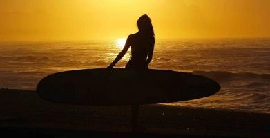 Márcia Portes / Poesia do Mar – Nascer do sol só