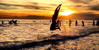Verão Sem Fim – Barra da Tijuca, Caribe do Rio