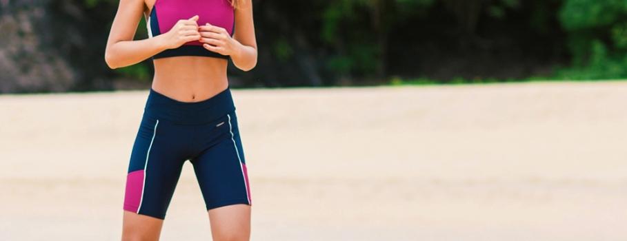 Track & Field lança minicoleção fitness Açaí