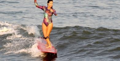 Márcia Portes / Poesia do Mar – Em um dia de verão